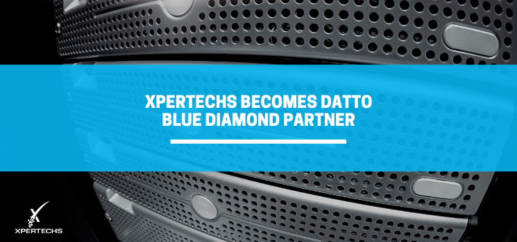 XPERTECHS Becomes a Datto Blue Diamond Partner